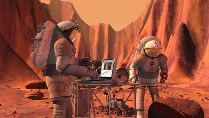 Έξι αστροναύτες σε σπήλαιο… Προετοιμασία για Σελήνη & Άρη