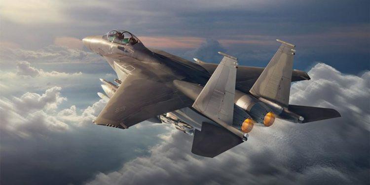 F-15EX: Αυτά είναι τα πρώτα πλάνα του προηγμένου μαχητικού της USAF [vid]