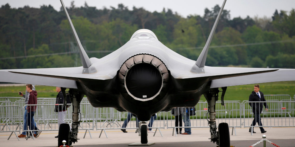 F-35: Με αυτό το drone οι Κινέζοι θέλουν να «διαλύσουν» τα stealth μαχητικά