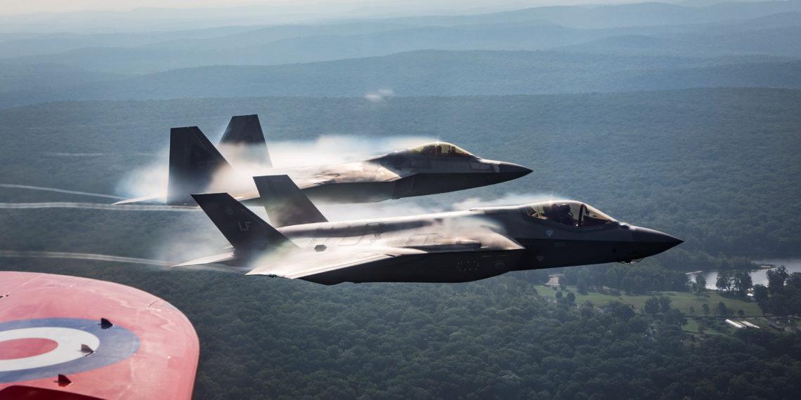 F-35: Εκτεταμένες «αερομαχίες» των stealth μαχητικών με εντολή της USAF