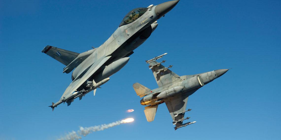 F-16: Τουρκικά μαχητικά περιπολούν το Αιγαίο – Δεκάδες οι παραβιάσεις