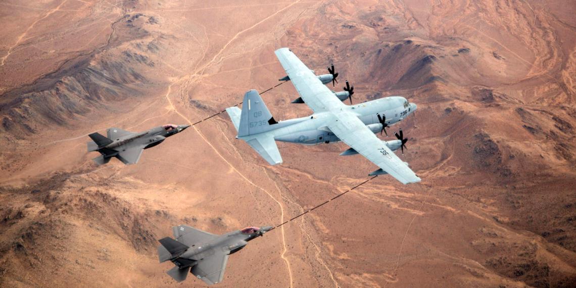 KC-130J: Η USAF ενισχύει την Γαλλική αεροπορία με αεροσκάφη εναέριου ανεφοδιασμού