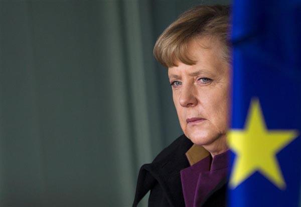 Η Μέρκελ δηλώνει αισιόδοξη για τη σύνοδο του ΝΑΤΟ