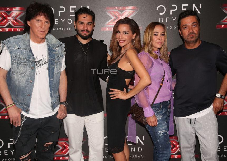 Λαμπερό brunch στο κέντρο της Αθήνας λίγο πριν την αποψινή πρεμιέρα του «X Factor»!