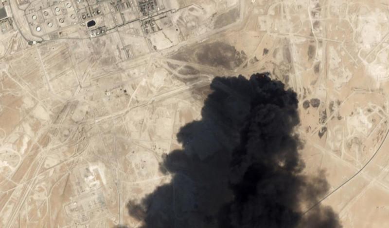 Αύξηση στις τιμές του πετρελαίου φέρνουν οι επιθέσεις σε διυλιστήρια στη Σαουδική Αραβία