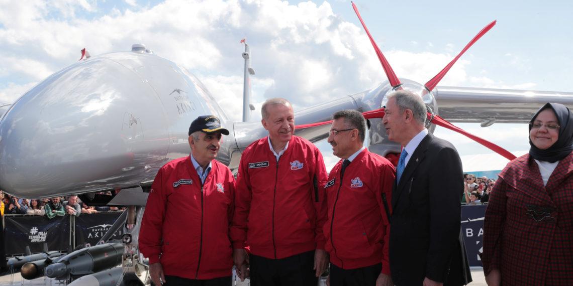 Τουρκία: Ο νέος τρόπος πολέμου με UAV και οι επιχειρήσεις στη Συρία [pics,vid]