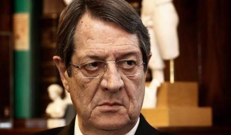 Αναστασιάδης: Θα αντιδράσουμε με κάθε πολιτικό και διπλωματικό μέσο στις προκλήσεις της Τουρκίας