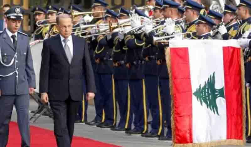 Οργή Άγκυρας για κατηγορίες Προέδρου Λιβάνου σε Οθωμανική Αυτοκρατορία