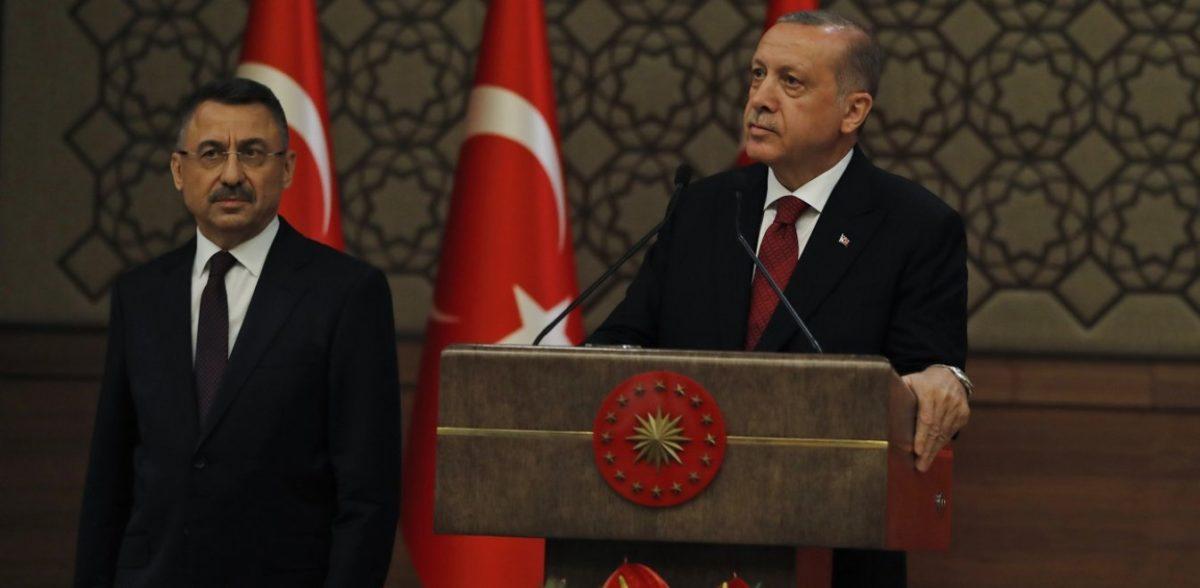 Τούρκος αντιπρόεδρος Φουάτ Οκτάι: «Η Αμμόχωστος θα ανοίξει για κατοίκηση»