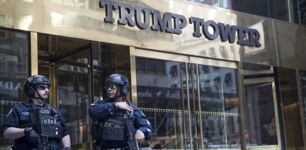 Ληστεία μαμούθ στον Trump Tower – Άρπαξαν κοσμήματα 350.000 δολαρίων