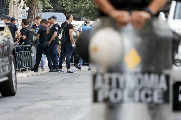 10+1 εικόνες από τη νέα αστυνομική έφοδο σε υπό κατάληψη κτίρια