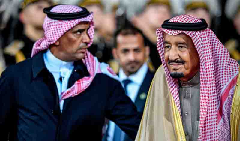 Πυροβόλησαν τον σωματοφύλακα του βασιλιά της Σαουδικής Αραβίας!