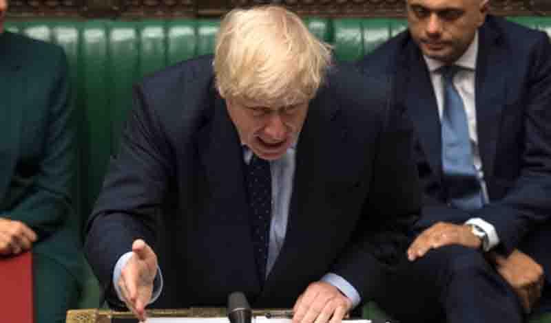 Μπόρις Τζόνσον: Ο μόνος τρόπος να καταλήξουμε σε συμφωνία για το Brexit είναι η κατάργηση του backstop