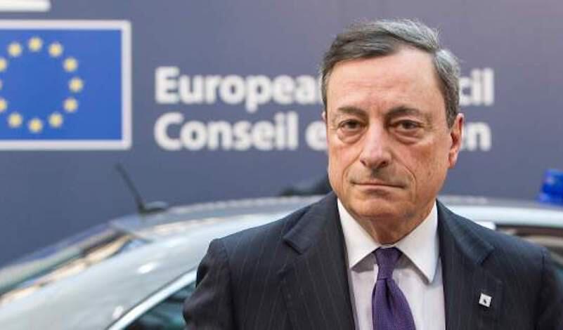 Μάριο Ντράγκι: Η ΕΚΤ δεν είχε ποτέ Plan B για την Ελλάδα