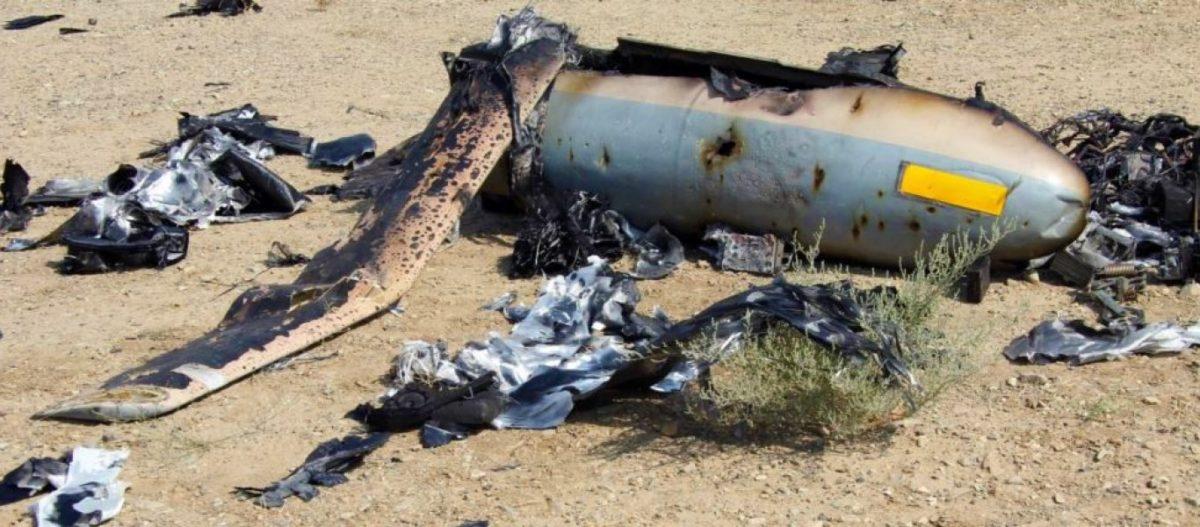 Καταρρίφθηκαν οπλισμένα ισραηλινά drone στην Συρία από τους Ρώσους (βίντεο)