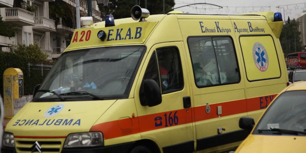 Κρήτη: Σοβαρό τροχαίο – Σε κρίσιμη κατάσταση 35χρονος