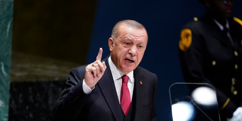 Συρία: Τελεσίγραφο Ερντογάν στους Κούρδους – «Παραδώστε τα όπλα σας μέχρι το βράδυ»