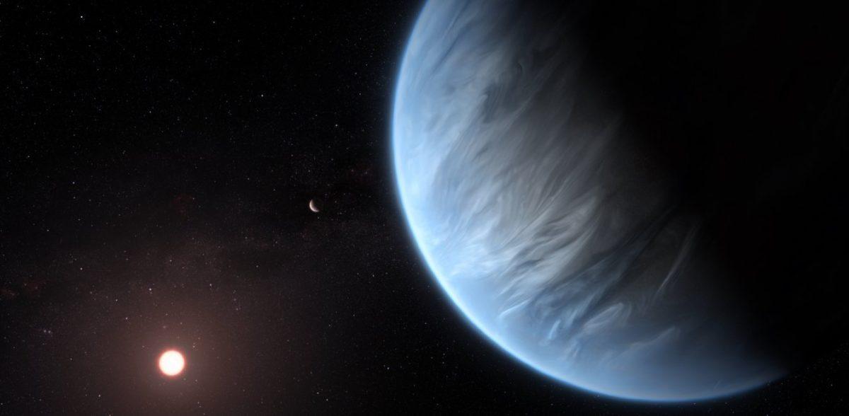Νερό σε εξωπλανήτες ανακάλυψε ομάδα επιστημόνων με επικεφαλής έναν Έλληνα