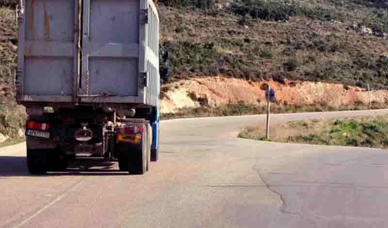 Ρέθυμνο: Εντοπίστηκαν κρυμμένα όπλα και πυρομαχικά σε φορτηγό