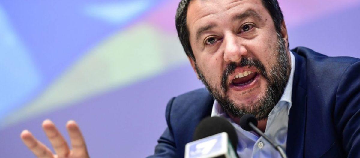 «Κεραυνοί» Μ.Σαλβίνι στην Ιταλία: «Θα προκαλέσω δημοψήφισμα – Θα τελειώσουμε με τους προδότες του έθνους»!