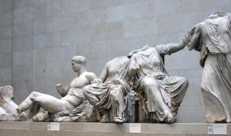 Βρετανικό Μουσείο: «Αν θέλετε τα Γλυπτά του Παρθενώνα, αναγνωρίστε ότι είναι δικά μας»