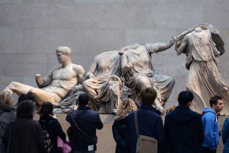 Βρετανικό Μουσείο για Γλυπτά Παρθενώνα: Ανοιχτοί στον δανεισμό