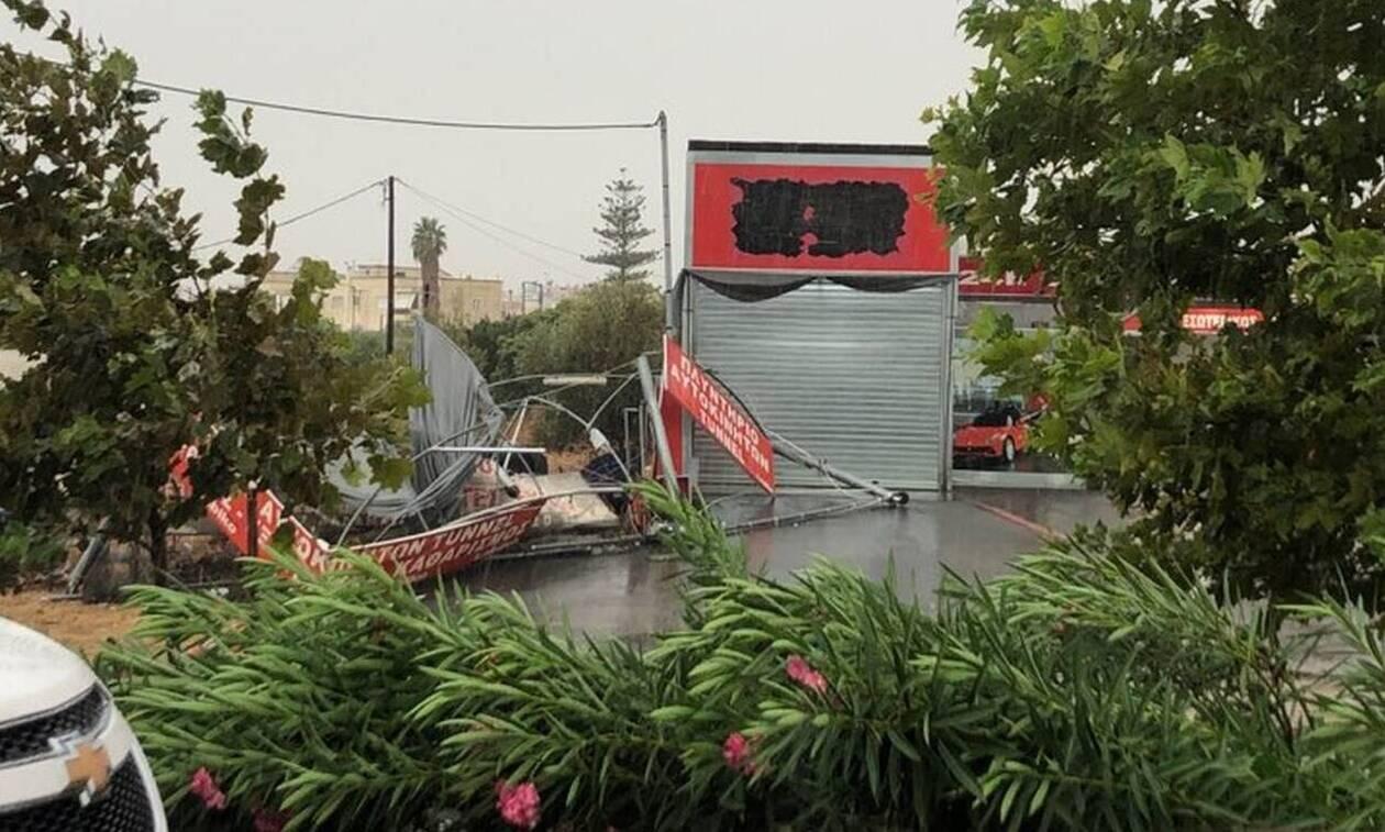 Κακοκαιρία: Και δεύτερος νεκρός από κεραυνό στην Πελοπόννησο – Μεγάλες καταστροφές στη δυτική Ελλάδα