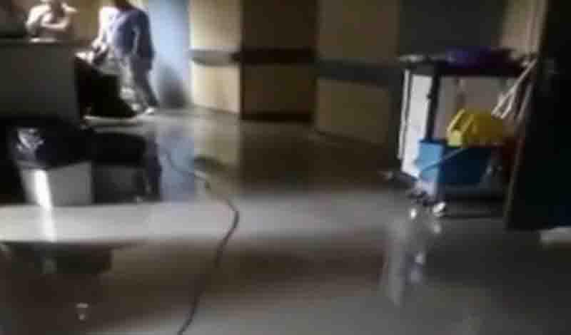 Διακοπή ρεύματος για 13 ώρες στο ΚΑΤ -Βλάβη και στην αποχέτευση, νερά στους διαδρόμους