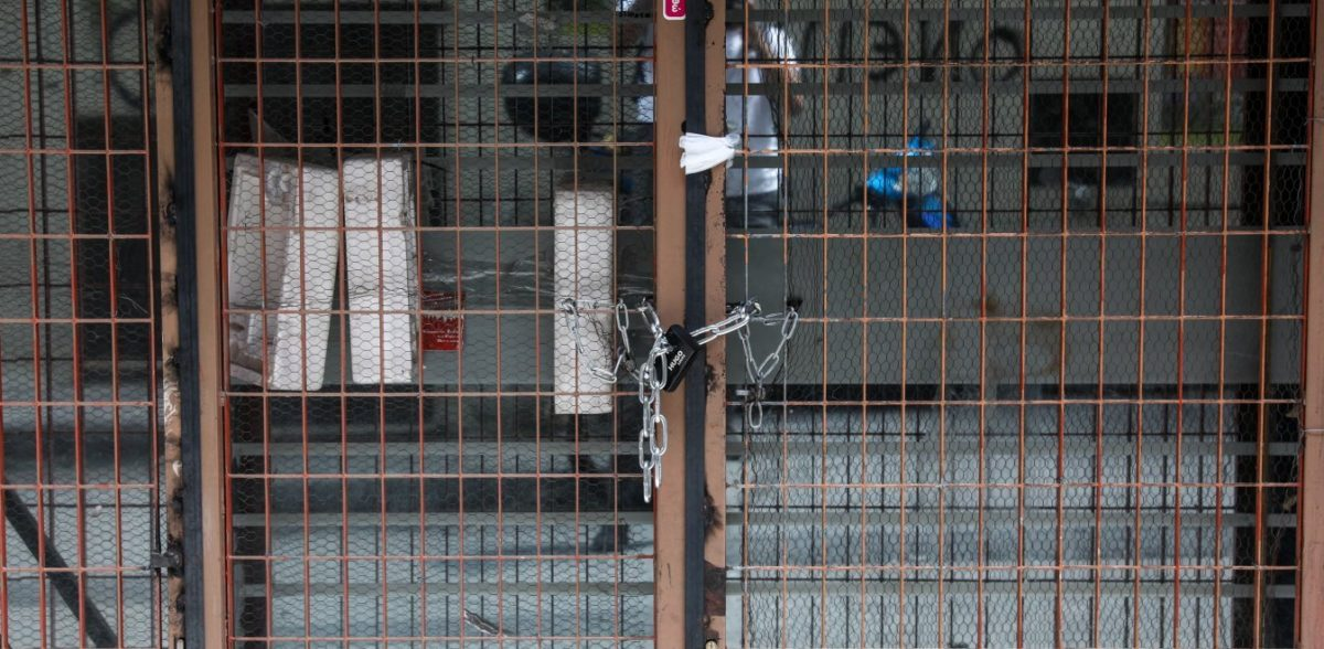 Πλατεία Βάθη: Επιχείρηση εκκένωσης σε κατάληψη κτιρίου