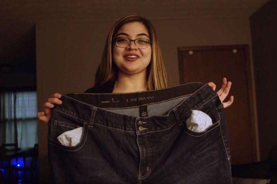 Η απίστευτη μεταμόρφωση της γυναίκας που έχασε 105 κιλά