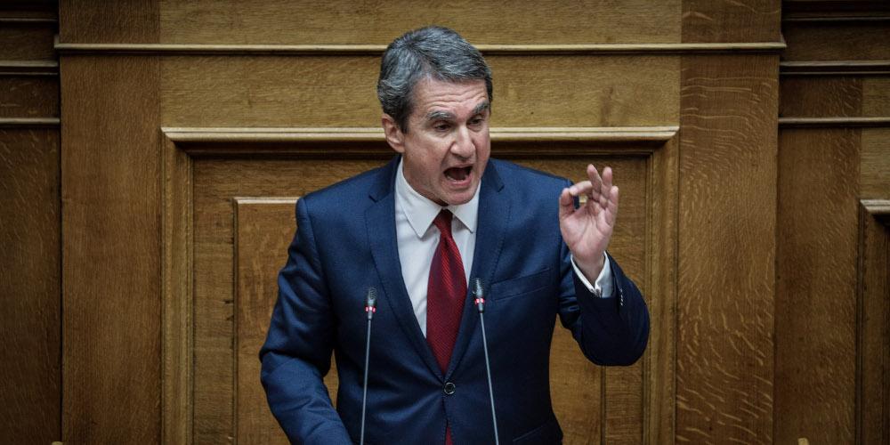 Novartis: Στη Βουλή και η μήνυση Λοβέρδου που κατονομάζει τον «Ρασπούτιν»