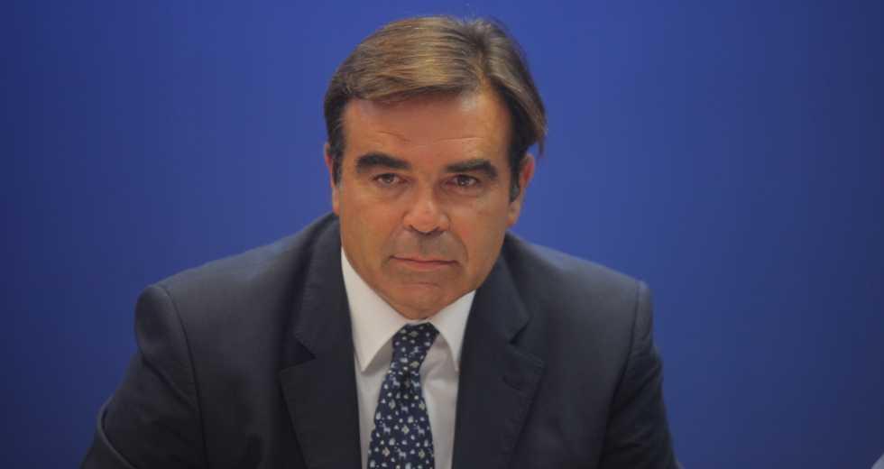 Αντιπρόεδρος της Κομισιόν ο Μαργαρίτης Σχοινάς – ΤΩΡΑ