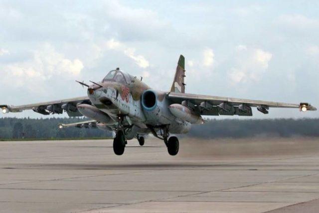 Ρωσία: Συνετρίβη ρωσικό μαχητικό