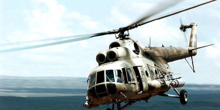 Mi-8: Στρατιωτικό ελικόπτερο συνετρίβη στη Ρωσία [vid]