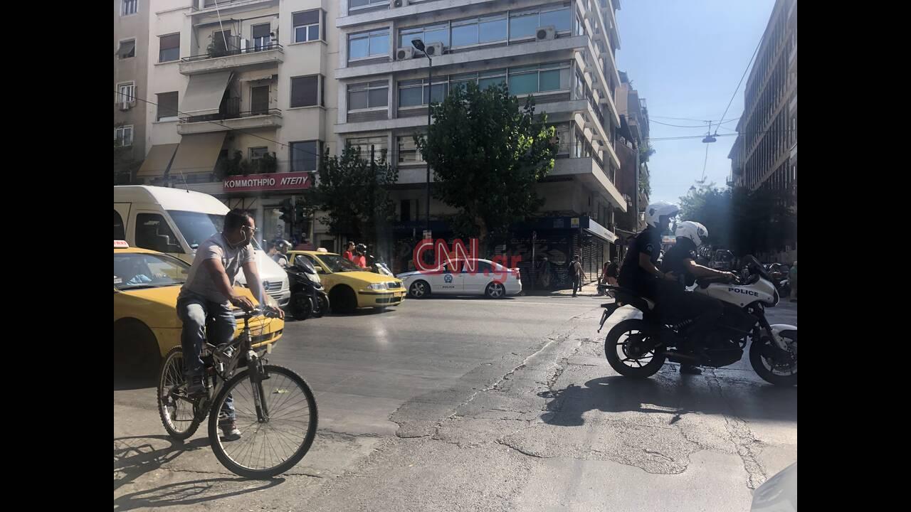 Δεύτερο «ντου» των αστυνομικών στην ΑΣΟΕΕ – Δύο συλλήψεις