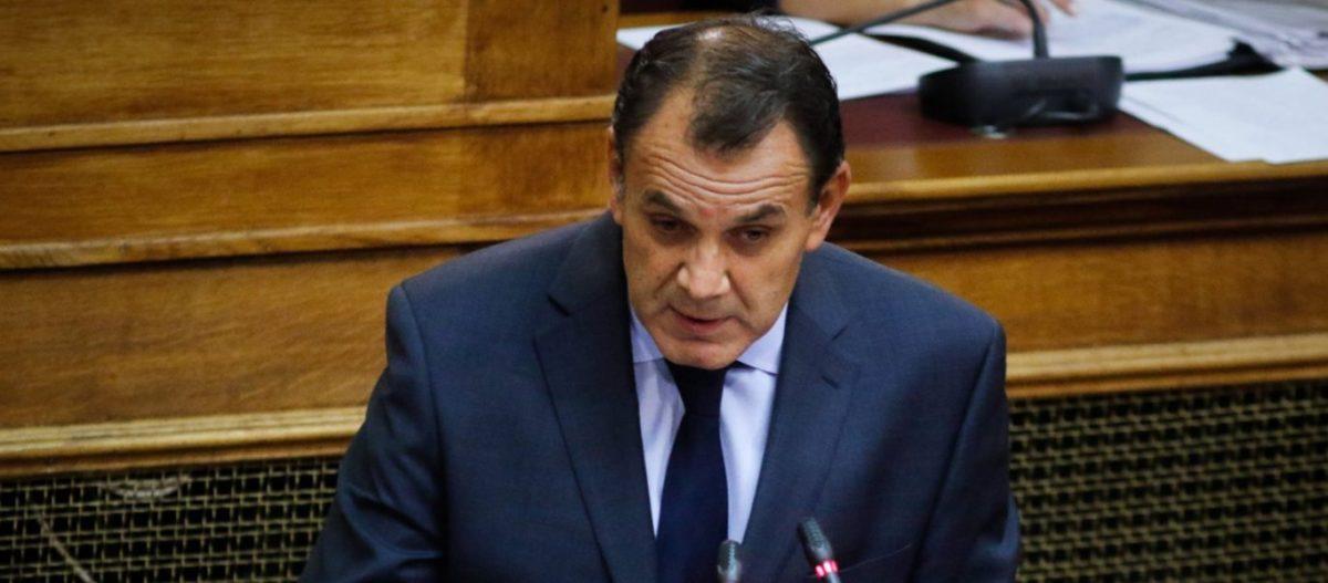 Ν.Παναγιωτόπουλος: «Όποιος μας επιτεθεί θα το πληρώσει ακριβά»