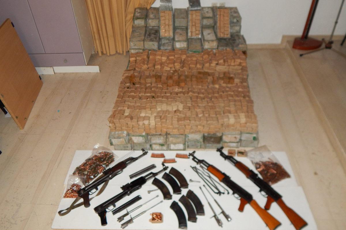 Εγκληματική οργάνωση διακίνησης όπλων με «πυρήνα» στην Κρήτη εξαρθρώθηκε
