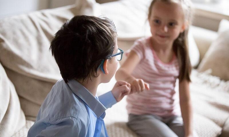 Πότε αρχίζουν τα παιδιά να αντιλαμβάνονται τη «συγχώρεση»;
