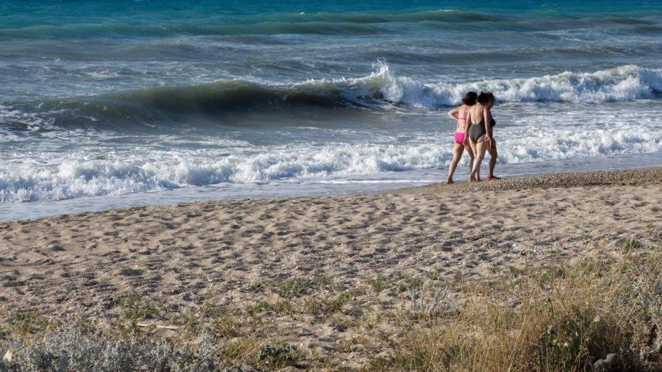 Άφησε την τελευταία του πνοή στην παραλία
