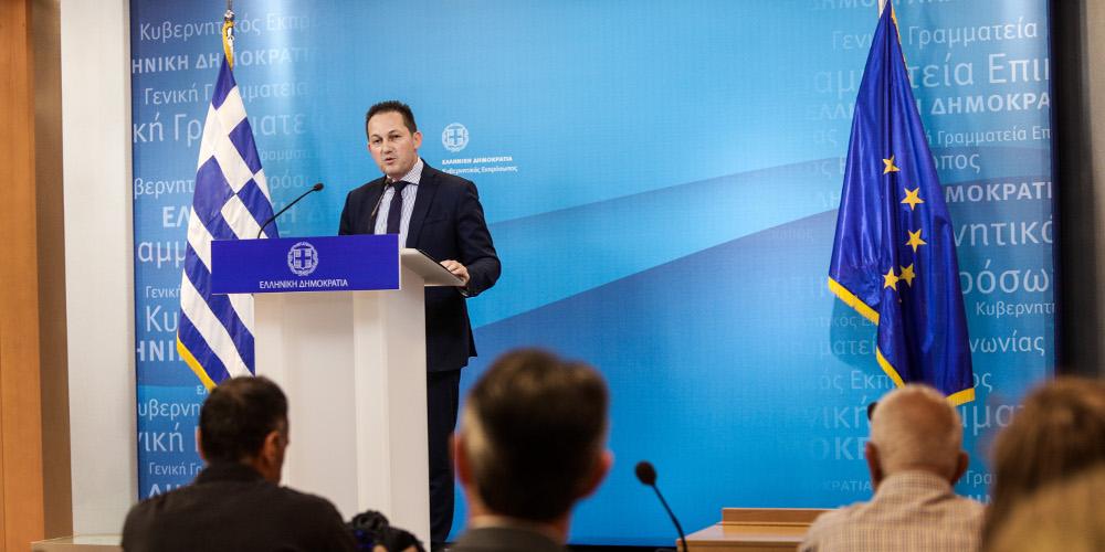 Πέτσας γα Τσίπρα: Φάνηκε σήμερα κουρασμένος ακόμη και στα ψέματα