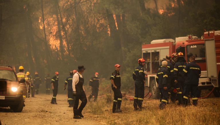 Πυροσβεστική: Στο κόκκινο για κίνδυνο φωτιάς οκτώ περιφέρειες