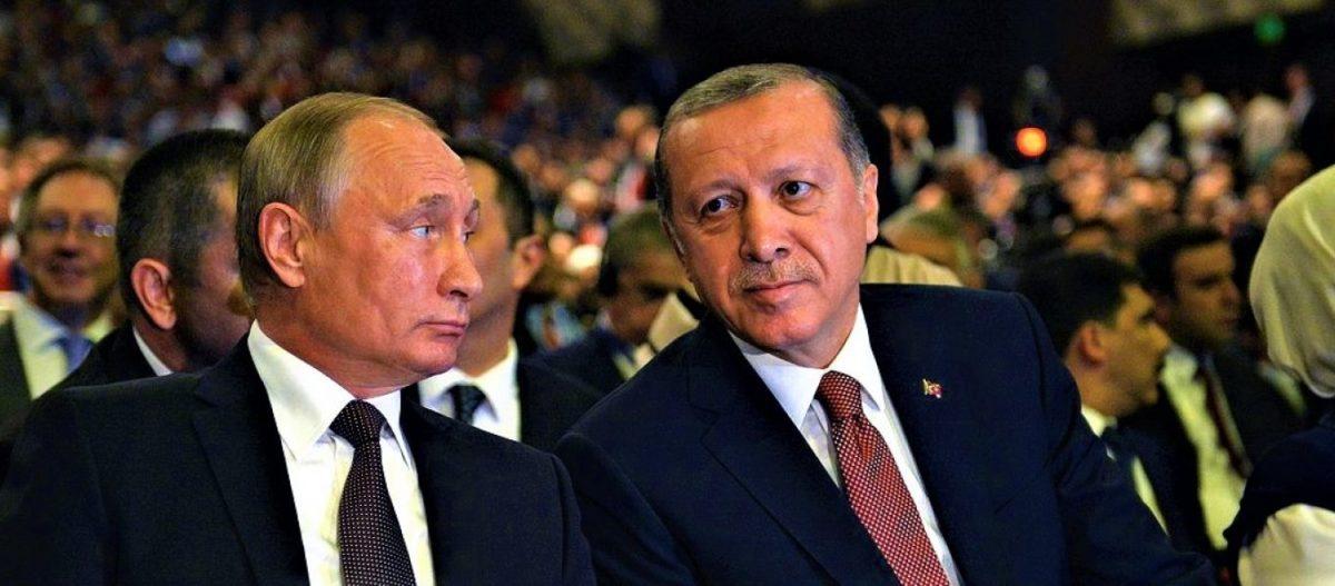 Ανησυχία σε Ουάσινγκτον: Συμφωνία Β.Πούτιν-Ρ.Τ.Ερντογάν για Ιντλίμπ & Β.Συρία με «πακέτο» εξοπλιστικών προγραμμάτων