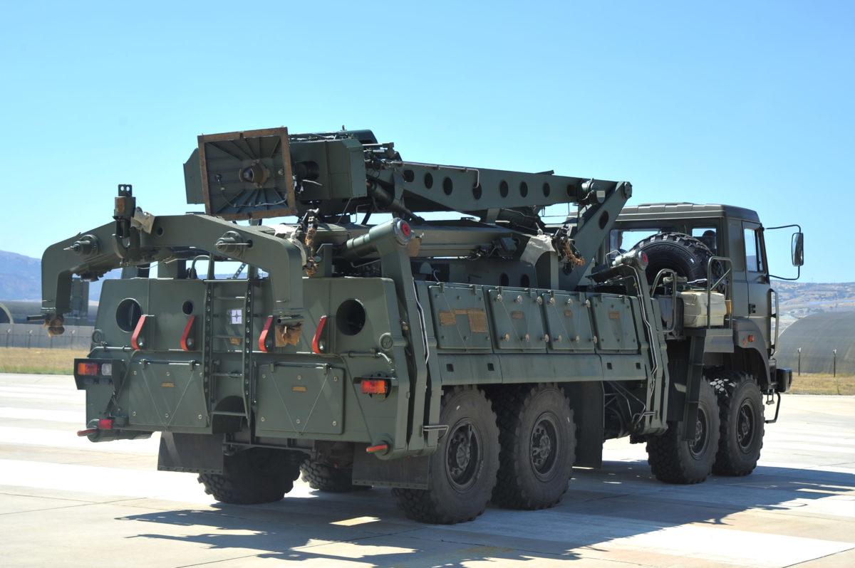 S-400 στην Τουρκία: Τα πυραυλικά συστήματα θα εγκατασταθούν το Δεκέμβριο