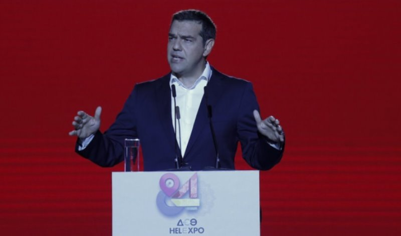 ΝΔ για Τσίπρα: Νομίζει ότι τρεις φορές το 30 μας κάνει 100…Παράλογο; Άρα λογικό, στον κόσμο των Syrizonomics!»