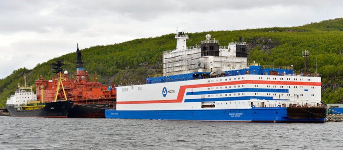 Στον Αρκτικό Ωκεανό ο πρώτος ρωσικός πλωτός πυρηνικός σταθμός – Πώς θα θερμαίνουν οι Ρώσοι απομακρυσμένες περιοχέ