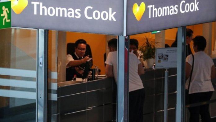 """""""Κανόνι"""" και στον τουρισμό της Κρήτης η χρεοκοπία της Thomas Cook – 20.000 τουρίστες έχουν ξεμείνει στο νησί"""