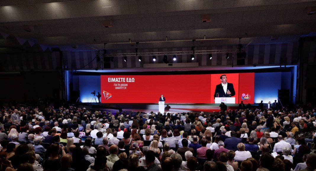 Ο Τσίπρας σήκωσε στο πόδι το «Βελλίδειο» για τη «Συμφωνία των Πρεσπών» (video)