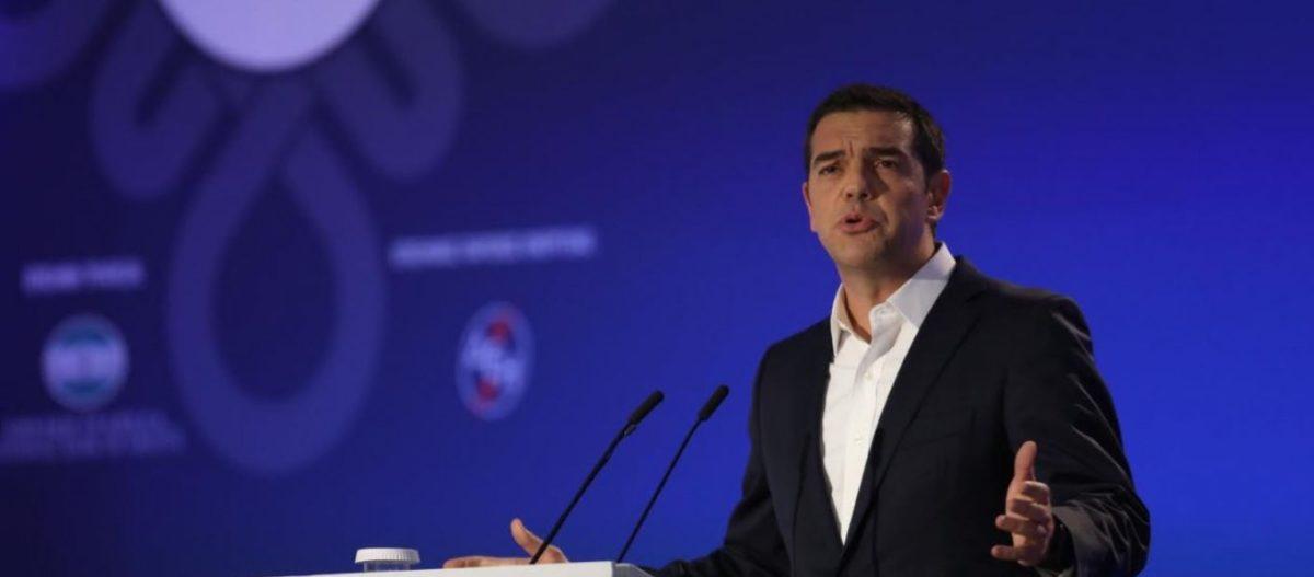 Η συνέντευξη Τύπου του Αλέξη Τσίπρα από τη ΔΕΘ – Μίλησε για εκλογές στο τέλος της… δεκαετίας (βίντεο)