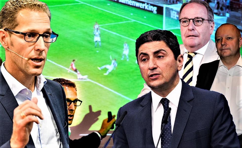 Ο επικεφαλής VAR της FIFA στη σύσκεψη υπό τον Αυγενάκη, απών και… τέλος από την ΕΠΟ ο Φούσεκ!