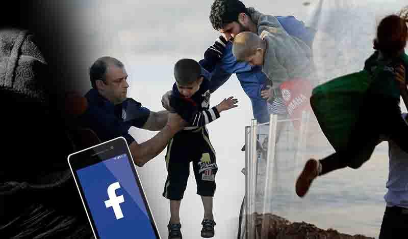 Ο «χρυσός» τιμοκατάλογος των διακινητών μέσω Facebook (vid)